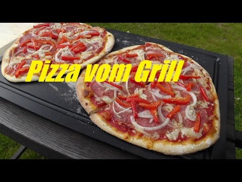 westm nsterland bbq 52 pizza vom grill pizzastein test youtube. Black Bedroom Furniture Sets. Home Design Ideas