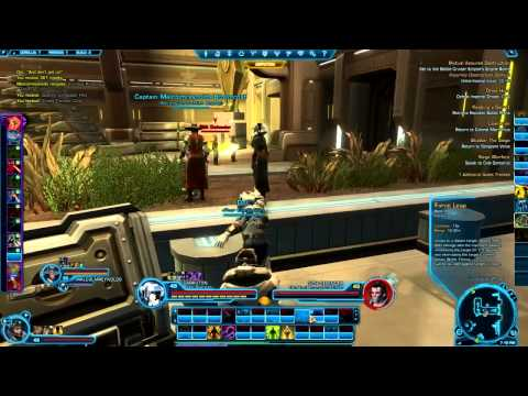 126. Let's Play Star Wars The Old Republic With GetDaved - Mutual Assured Destruction