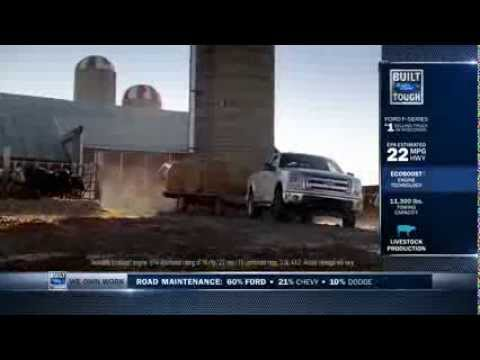 Dorsch Ford Green Bay >> Green Bay Dorsch Ford F150 - Aaron Rodgers - YouTube