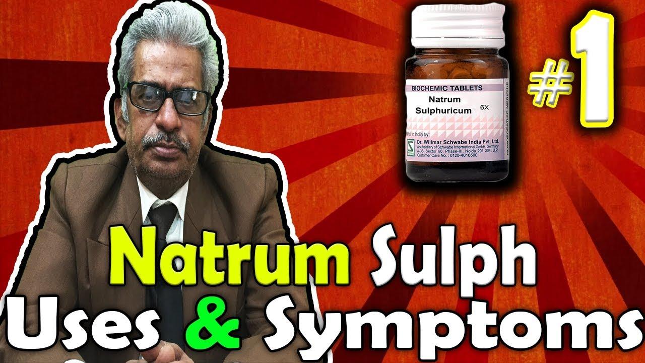 natrum sulph 6x tipo de diabetes