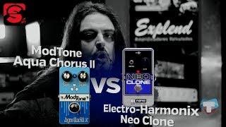 Setup on Fire #39 - Aqua Chorus II da ModTone Effects e Neo Clone da Electro Harmonix