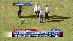 Man killed by Toy Helicopter in Gravesend, Brooklyn