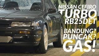 2ndMod: NISSAN CEFIRO TURBO RB25DET!