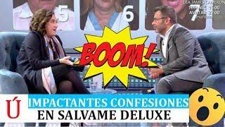 LAS SOPRENDENTES CONFESIONES DE ADA COLAU EN SALVAME DELUXE