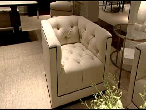 Baker Furniture: The Thomas Pheasant Collection   Paris Club Chair