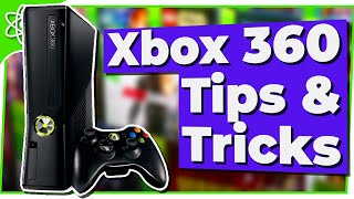 10 Xbox 360 Tİps & Tricks You Probably Didn't Know