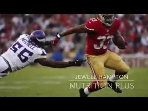 Nutrition Plus - Sport Performance - Jewell Hampton
