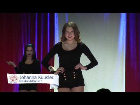 Miss Raplamaa 2016 Avatants