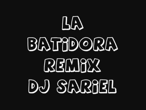 DJ SARIEL - La Batidora Live Mix [Don Omar Ft Glory]