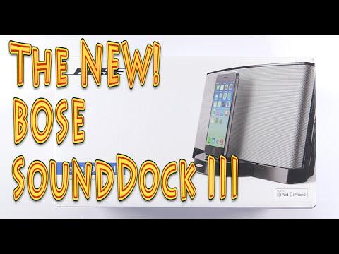 Bose SoundDock III Review