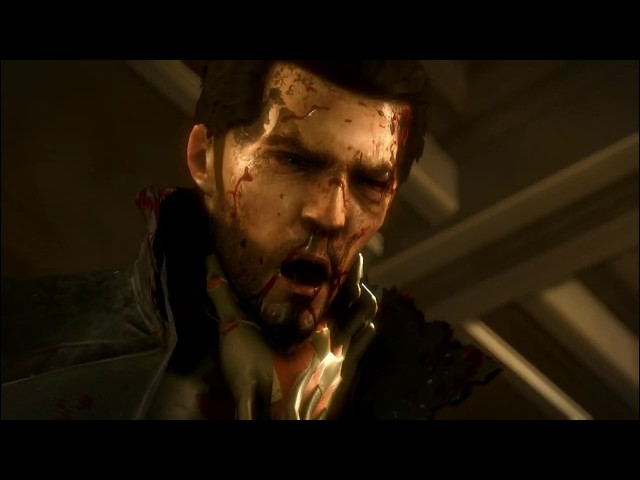 Deus Ex: Human Revolution (видео)