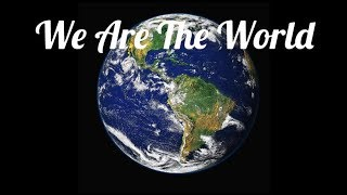 We are the world Video Edited by Shelly Sweetshells
