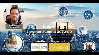 Presenting Company Highten Chad Johnson  Linked Ventures Investor Summit