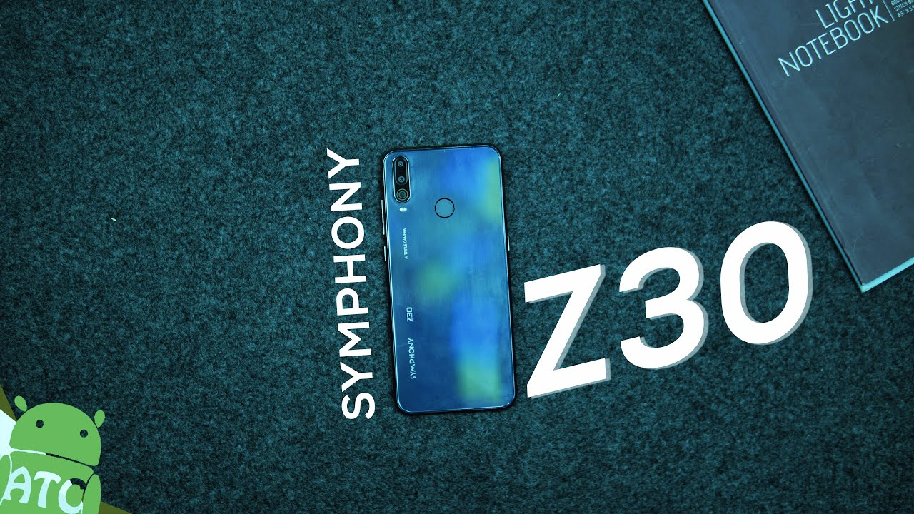 Symphony Z30 Full Review in Bangla | ATC