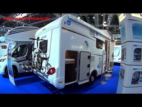 KNAUS Sky Traveller 600 DKG Modell 2017