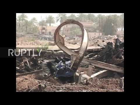 Iraq: Deadly suicide bomb attack strikes Baghdad checkpoint