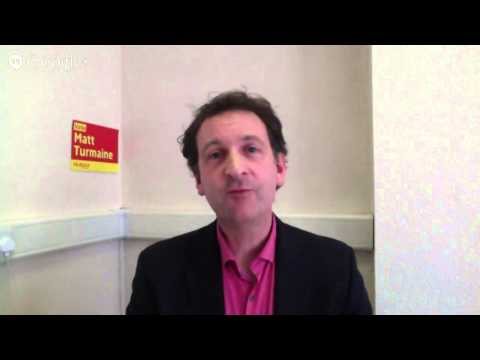 Interview with Matthew Turmaine Watford constituency candidate for the Labour party.