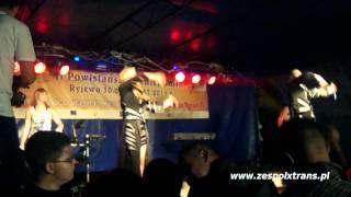 X-TRANS - Tak jak chcę - występ na festiwalu - Ryjewo 2011