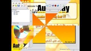 الدرس 9 التعرف على أكشن الصفحة في برنامج autoplay media studio