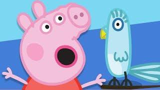 Peppa Pig Nederlands Compilatie Nieuwe Afleveringen | Dieren | Tekenfilm | Peppa de Big
