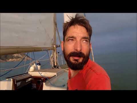 Ecuador to Galapagos, Crossing the Pacific I, Sailing Comino 44