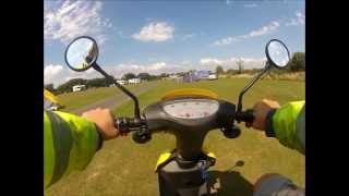 Ride Around Scotts Farm Camping Site