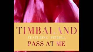 David Guetta Feat. Timbaland & Pitbull - Pass At Me (DJ B-Boy Party Mix)