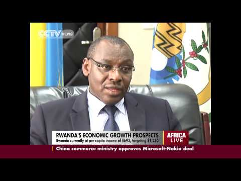 Rwanda Economic Prospects: An Interview with the Finance Minister
