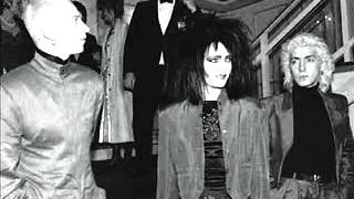 Siouxsie & The Banshees - Christine (Greek Theatre 1987)
