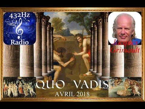 """Jacques Grimault : Mystères et Secrets de la Musique. """"Quo Vadis"""" 432Hz Radio ►www.432hzradio.fr.nf"""