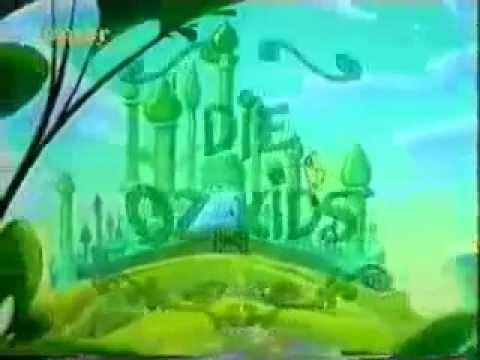 O Magico De Oz Criancas De Oz Desenho Animado Abertura Youtube