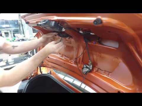 How To Install Reverse Camera Into Toyota 86 Factory Screen