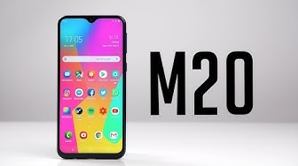 Review: Samsung Galaxy M20 (Deutsch) | SwagTab
