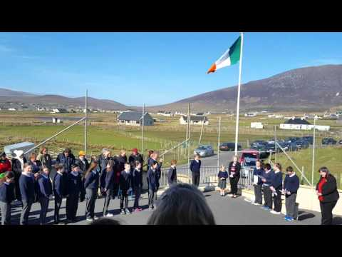 National Flag Day Ireland March 2016