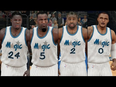 NBA 2K15 MyTeam - All Fat Team!