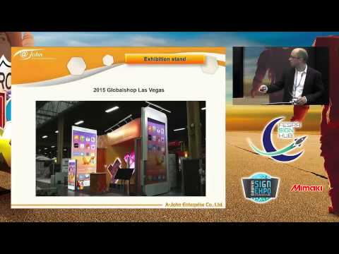 Total Solutions for Sign Art and Display - Jim Chang