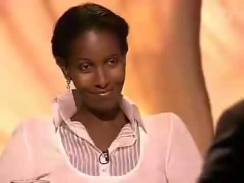 Ayaan Hirsi Ali - Zomergasten (29/08/2004)
