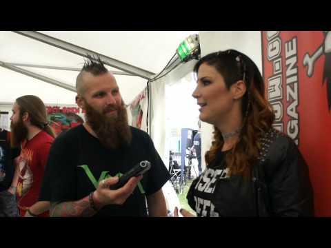 Delain Bloodstock Festival Interview 2015