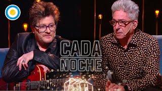 Pipo Cipolatti en Cada Noche Música (1 de 4) YouTube Videos