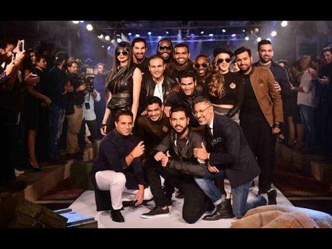 Yuvraj Singh Fashion Brand launch With Chris Gayle, Bravo, Rohit Sharma, Amitabh & Deepika Padukone