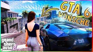 GTA 6 | 5 DINGE DIE WIR IN GTA 6 SEHEN WOLLEN! | Story-DLC, Map Erweiterung & mehr