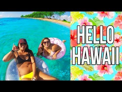 HELLO HAWAII 2017!!