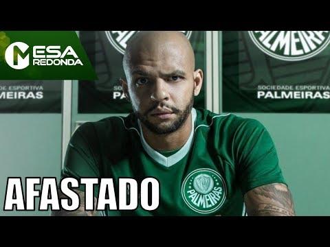 Sem Felipe Melo, Palmeiras Vence O Avaí No Allianz Parque (30/07/17) - Mesa Redonda