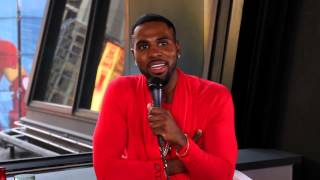 Jason Derulo Gives An Inside Scoop On His Upcoming Tour - AMAs 2014