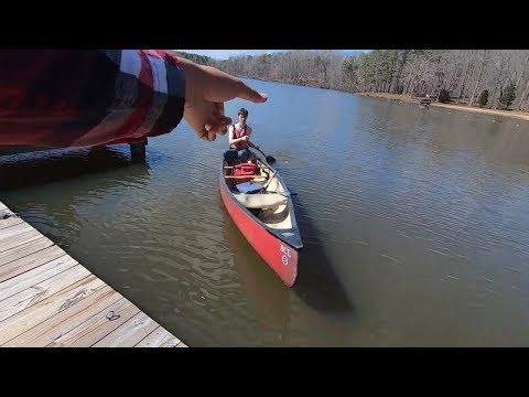 Fishing Bear Creek State Park
