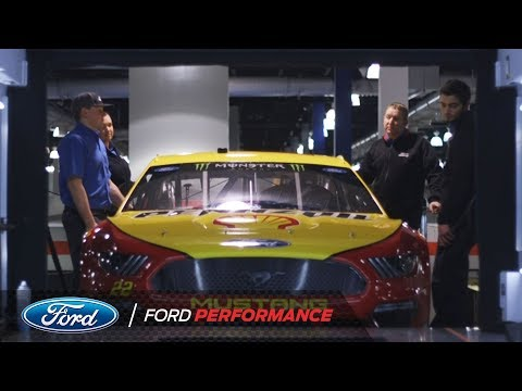 Making of NASCAR Mustang (Part 2 of 2) | Ford Performance