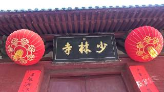 Shaolin Temple - Training Kung Fu in China   part 2/2