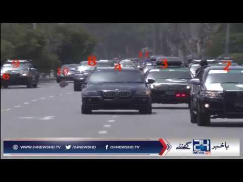 Massive protocol PM Abbasi Protocol in Karachi