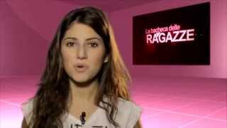Marzia Dipalma - Partecipazione a Next Tv su Rai Gulp