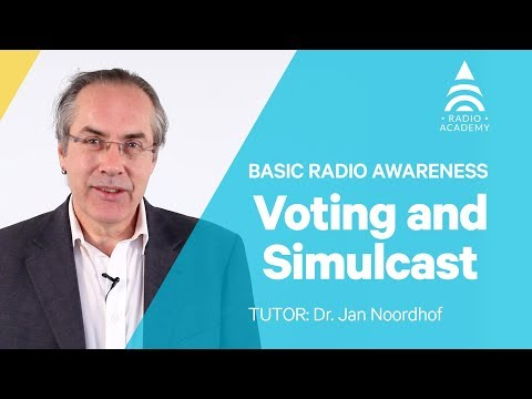 3.3 Voting and Simulcast | Basic Radio Awareness | Tait Radio Academy